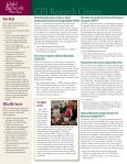 Spring 2009 - Child & Family Studies - University of South Florida - Page 2