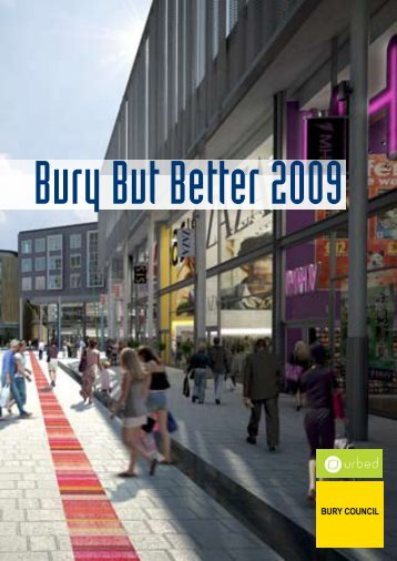 Bury But Better 2009 - Urbed