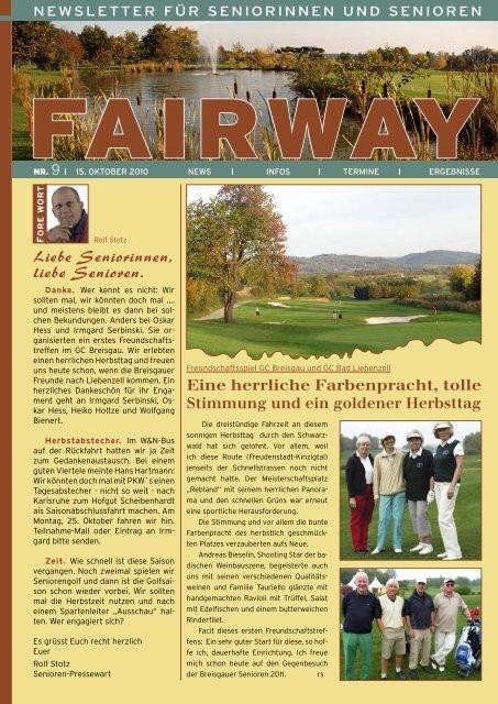 info@IPRODA.de Mobil - Golfclub Bad Liebenzell eV