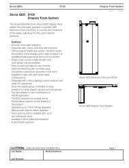 Sivoia QED | D105 Drapery Track System - Lutron