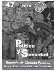 Revista Política y Sociedad Nº 47 - Centro de Documentación ...
