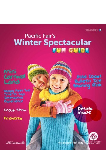 view pacific fair shopping centres school holiday ... - Broadbeach