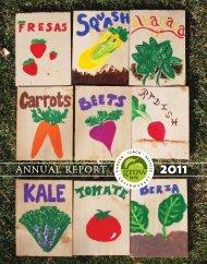 2011 Annual Report - GrowNYC