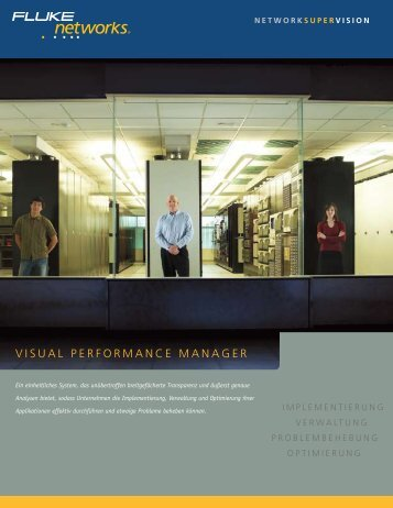 VISUAL PERFORMANCE MANAGER - AnyWeb