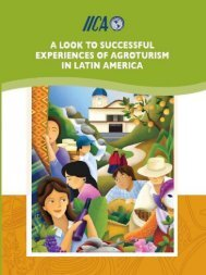 A look to successful experiences of agrotourism in Latin America