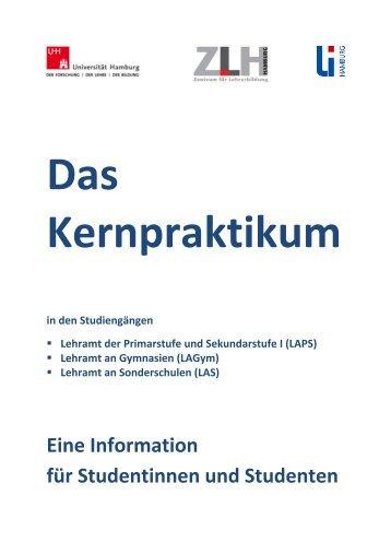 Broschüre - ZLH-Hamburg