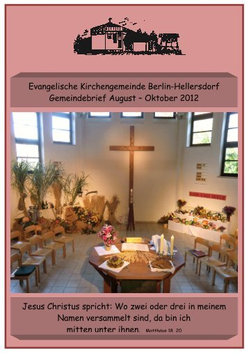 Seite 1, Deckblatt - Scharff EDV-Service