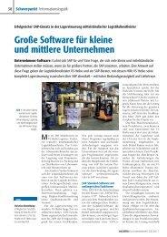 Große Software für kleine und mittlere Unternehmen - abat AG