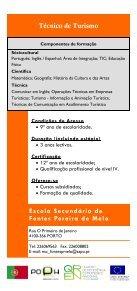 Folheto - ES de Fontes Pereira de Melo - Page 2