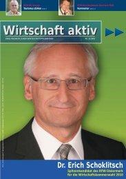 November - RfW Ring Freiheitlicher Wirtschaftstreibender