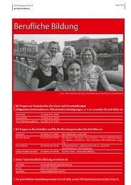VHS-Programm 2-2012: Berufliche Bildung - Stadt Köln