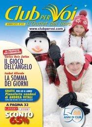 Catalogo Club per Voi n. 213 gennaio 2010 - Club degli Editori