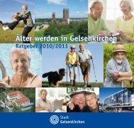 Seniorenratgeber2010 PDF 7392,1 kB - Stadt Gelsenkirchen
