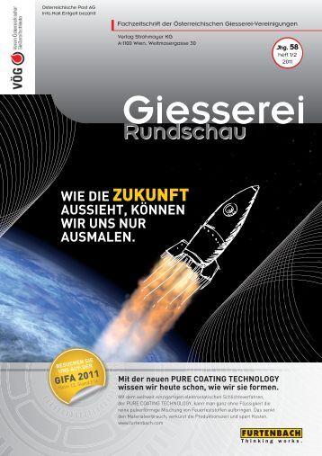 1/2 - Verein österreichischer Gießereifachleute