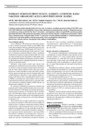 indikace očkování proti tetanu, záškrtu a černému kašli ... - Solen