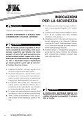 MANUALE ISTRUZIONI - Page 4