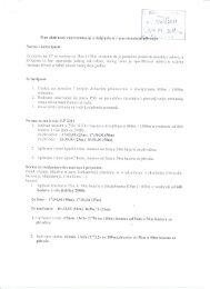 Plan aktivnosti za 2012. godinu