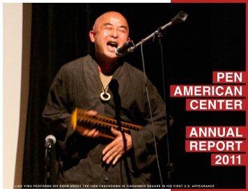 PEN_Annual_Report_2010-2011