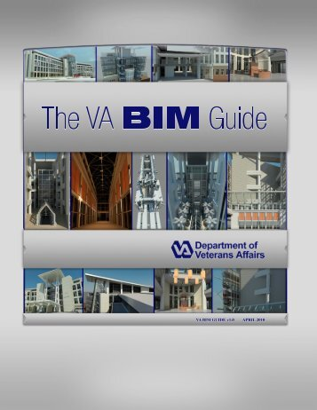VA BIM GUIDE - Office of Construction and Facilities Management