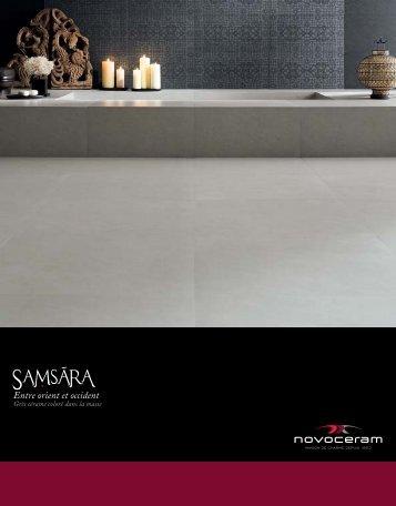 Catalogue Samsara - Novoceram