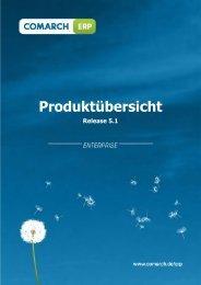 Produktübersicht: Comarch ERP Enterprise ... - it-auswahl.de