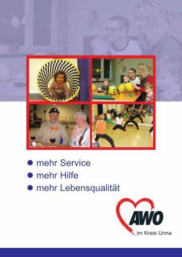 mehr Service mehr Hilfe mehr Lebensqualität - mediaoffensiv