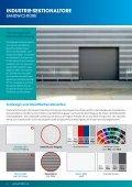 Industrietore Prospekt - Garážová vrata Trido - Page 4