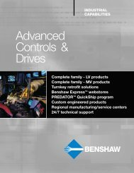 Advanced Controls and Drives - US Energy Saver
