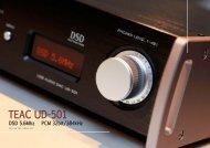 TEAC UD-501 + HA-501