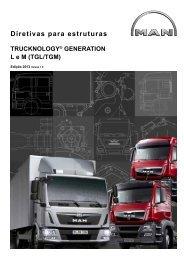 TRUCKNOLOGY® GENERATION L e M (TGL/TGM) - MANTED