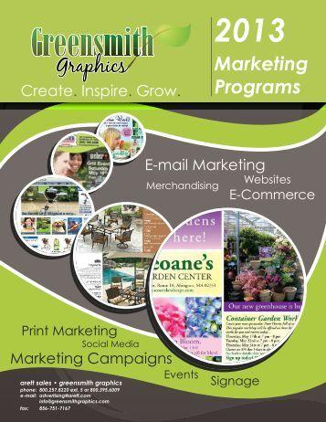 E-mail Marketing - Arett Sales