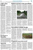 Zašto su građani u vodi do kolena? - Bečejski mozaik - Page 2