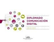 Descargar Brochure (PDF 224 KB) - Facultad de Comunicaciones ...