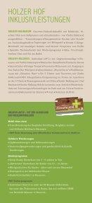 SOMMER IN DEN BERGEN - Parkhotel Holzer Hof - Page 7
