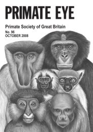 2008 Vol 96.pdf (0.97mb) - Primate Society of Great Britain