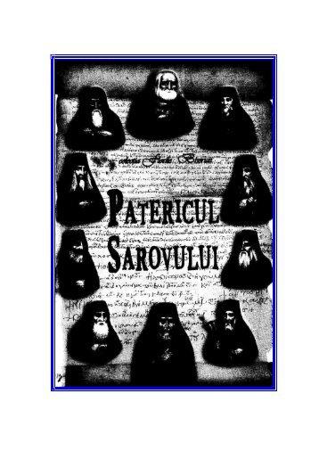 Patericul Sarovului