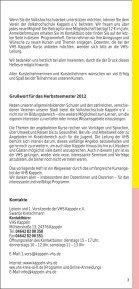 Notizen - Volkshochschule Kappeln - Seite 3