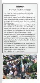 Notizen - Volkshochschule Kappeln - Seite 4