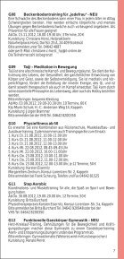 Notizen - Volkshochschule Kappeln - Seite 7