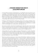 Bachs Juleoratorium / 19. og 20. december 2013 - Copenhagen Phil - Page 2
