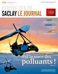 Sur la trace des - CEA Saclay