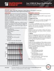 GPMR 200 Magnet Wire - EIS
