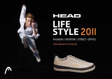 Catalogue HEAD FW2011 Lifestyle - Headtrekking.com