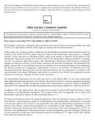 Clarification of recent press reports concerning NTT's shareholder's ...