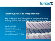 """""""Opening Doors to Independence"""""""