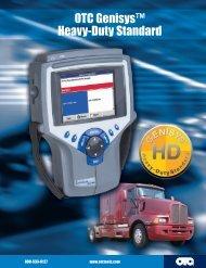 OTC Genisys™ Heavy-Duty Standard - aesco