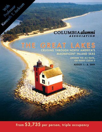 THE GREAT LAKES - Columbia Alumni Association