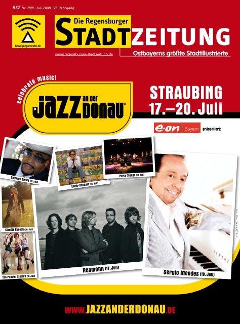 STRAUBING STRAUBING - Regensburger Stadtzeitung