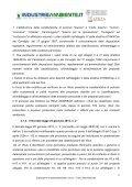 I rifiuti ecotossici. Una nuova farsa - IndustrieAmbiente.it - Page 2