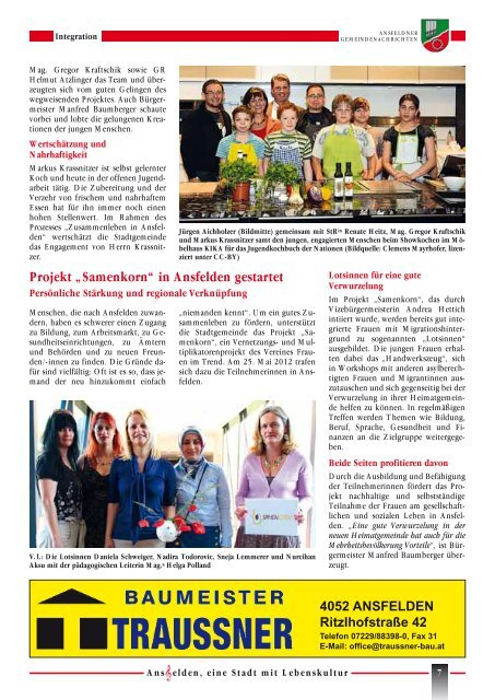 Pinkafeld Frauen Treffen In Ansfelden